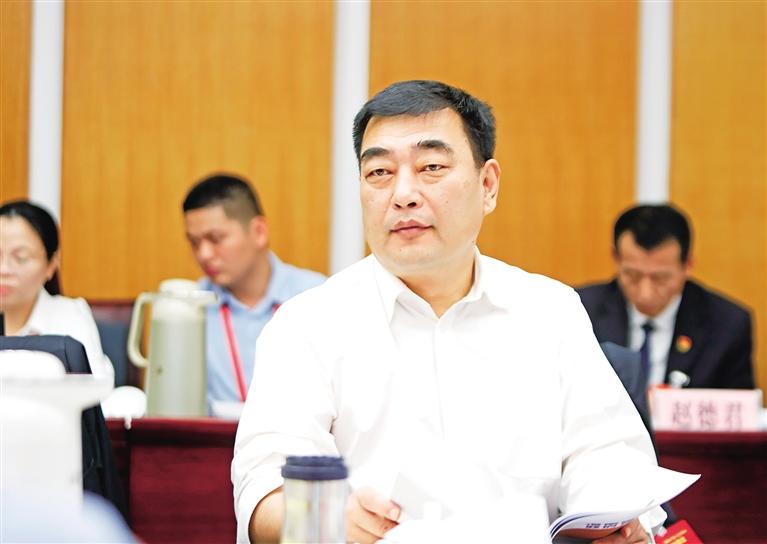 屯昌县委书记田志强:海南南药制药项目预计今年10月试产
